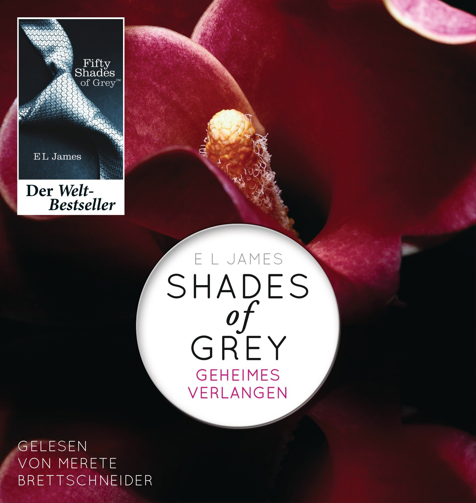Der Hörverlag 50 Shades of Grey
