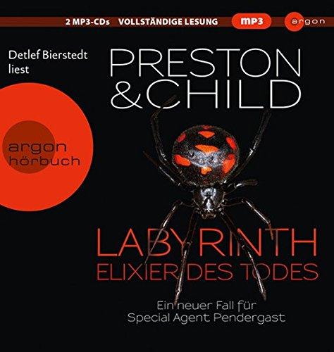 Argon Verlag Labyrinth – Elixier des Todes