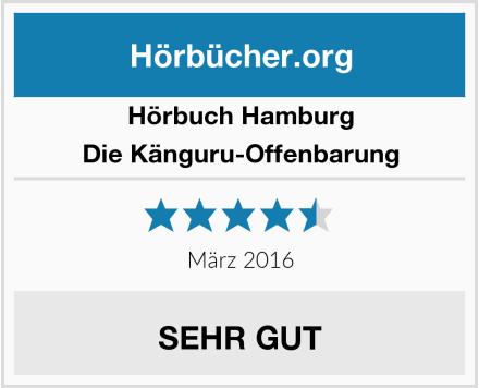 Hörbuch Hamburg Die Känguru-Offenbarung Test
