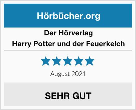 Der Hörverlag Harry Potter und der Feuerkelch Test