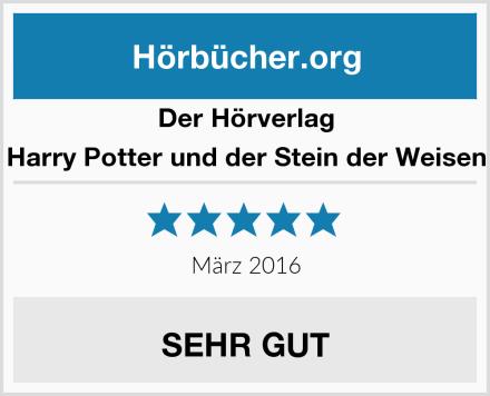 Der Hörverlag Harry Potter und der Stein der Weisen Test