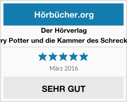Der Hörverlag Harry Potter und die Kammer des Schreckens Test