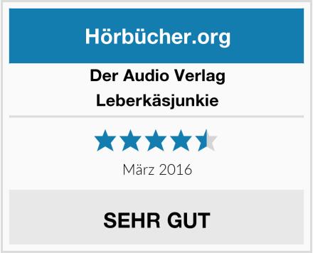 Der Audio Verlag Leberkäsjunkie Test