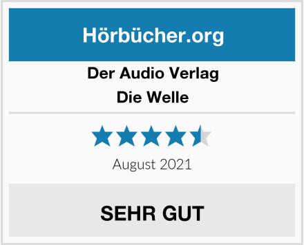 Der Audio Verlag Die Welle Test