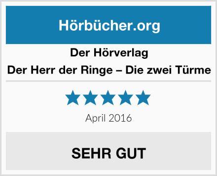 Der Hörverlag Der Herr der Ringe – Die zwei Türme Test