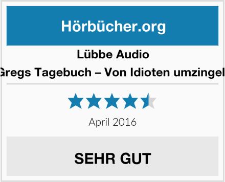 Lübbe Audio Gregs Tagebuch – Von Idioten umzingelt Test