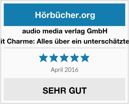 audio media verlag GmbH Darm mit Charme: Alles über ein unterschätztes Organ Test