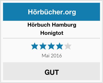 Hörbuch Hamburg Honigtot Test