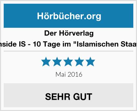 """Der Hörverlag Inside IS - 10 Tage im """"Islamischen Staat"""" Test"""