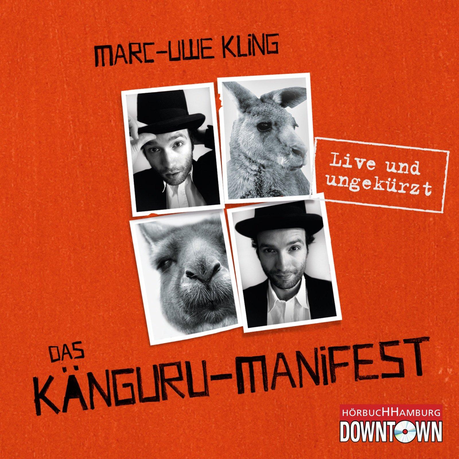 Hörbuch Hamburg Das Känguru-Manifest