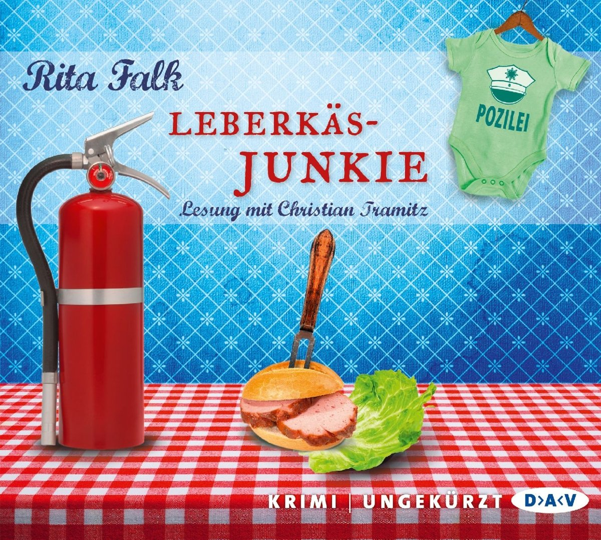 Der Audio Verlag Leberkäsjunkie