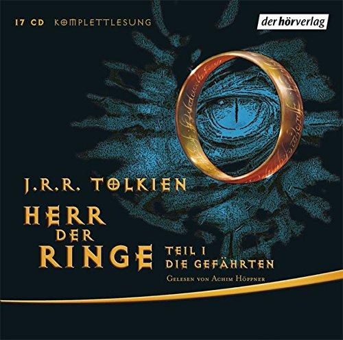 Der Hörverlag Der Herr der Ringe: Die Gefährten