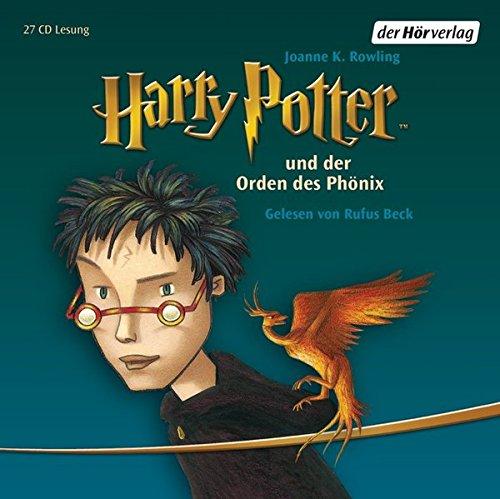 Der Hörverlag Harry Potter und der Orden des Phönix