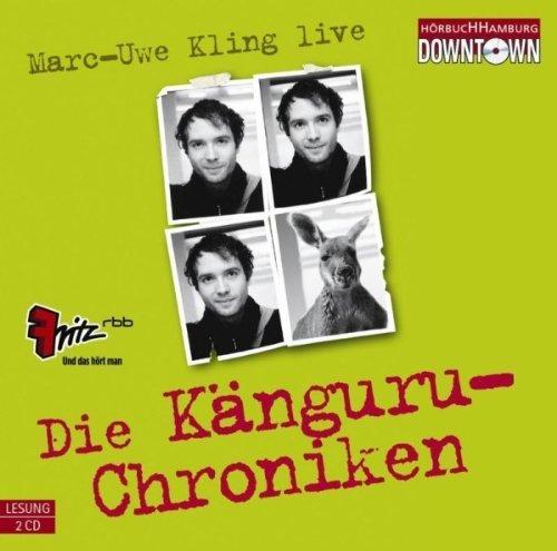 Hörbuch Hamburg Die Känguru-Chroniken: Live und ungekürzt