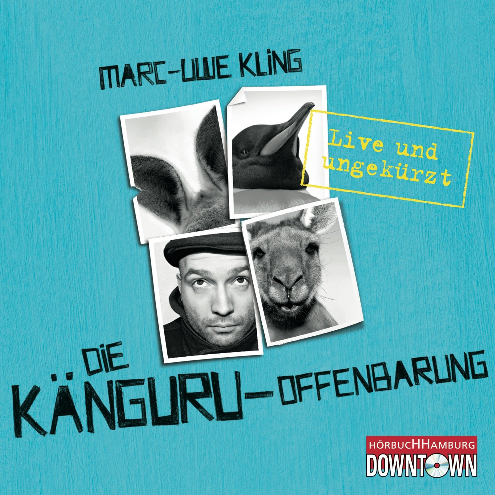Hörbuch Hamburg Die Känguru-Offenbarung