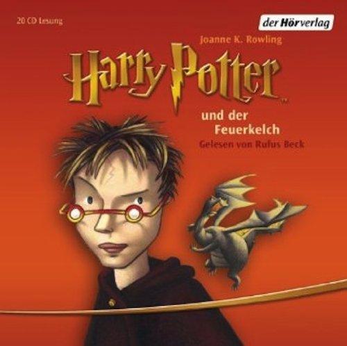 Der Hörverlag Harry Potter und der Feuerkelch