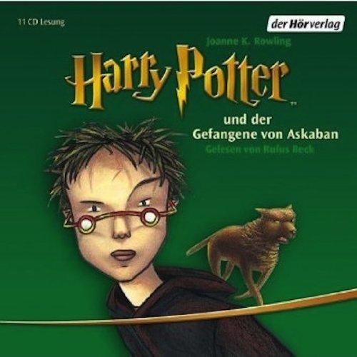 Der Hörverlag Harry Potter und der Gefangene von Askaban