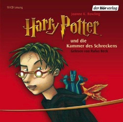 Der Hörverlag Harry Potter und die Kammer des Schreckens