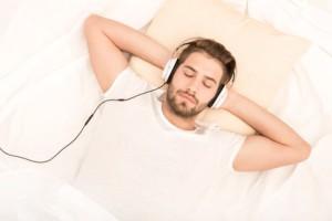 Hörbücher als Einschlafslektüre