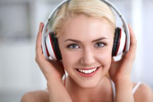 Hörbücher anhören und in eine andere Welt eintauchen