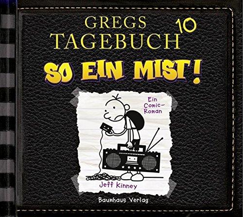Lübbe Audio Gregs Tagebuch 10 – So ein Mist