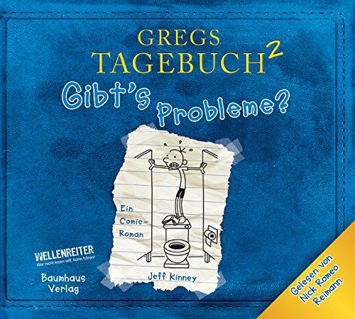 Lübbe Audio Gregs Tagebuch 2 – Gibt's Probleme?