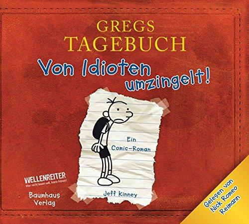 Lübbe Audio Gregs Tagebuch – Von Idioten umzingelt