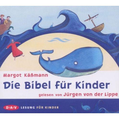 Der Audio Verlag Die Bibel für Kinder