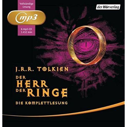 Der Hörverlag Der Herr der Ringe: Die Komplettlesung