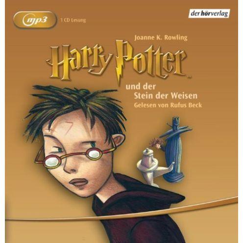 Der Hörverlag Harry Potter und der Stein der Weisen