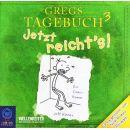 Lübbe Audio Gregs Tagebuch 3 – Jetzt reicht's