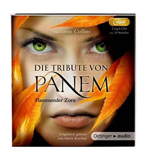 Oetinger Media Die Tribute von Panem – Flammender Zorn